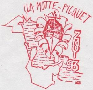 * LA MOTTE-PICQUET (1988/....) * 93-0810