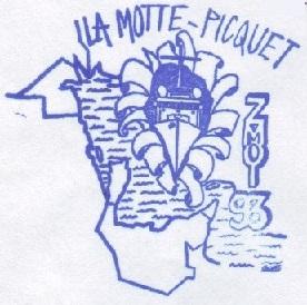 * LA MOTTE-PICQUET (1988/....) * 93-1010