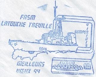 * LATOUCHE-TREVILLE (1990/....) * 93-1212