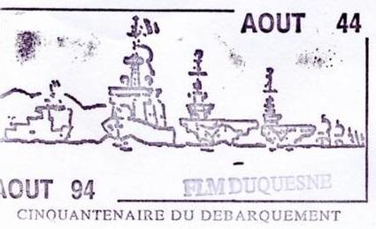 * DUQUESNE (1970/2007) * 94-0810
