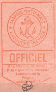 * LATOUCHE-TREVILLE (1990/....) * 95-0110