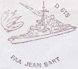 * JEAN BART (1991/....) * 95-08_10