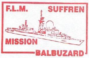 * SUFFREN (1968/2001) * 96-0110