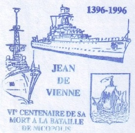 * JEAN DE VIENNE (1984/....) * 97-0110