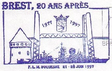 * DUQUESNE (1970/2007) * 97-0610