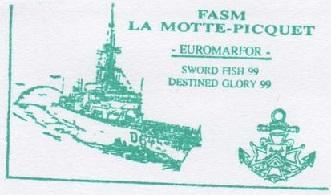* LA MOTTE-PICQUET (1988/....) * 99-0211