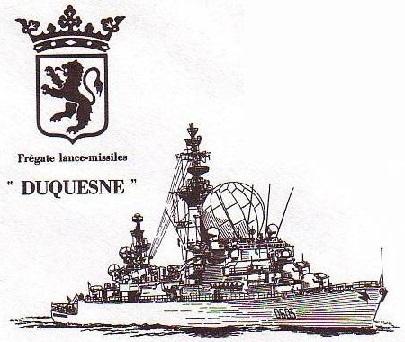 * DUQUESNE (1970/2007) * 99-1210