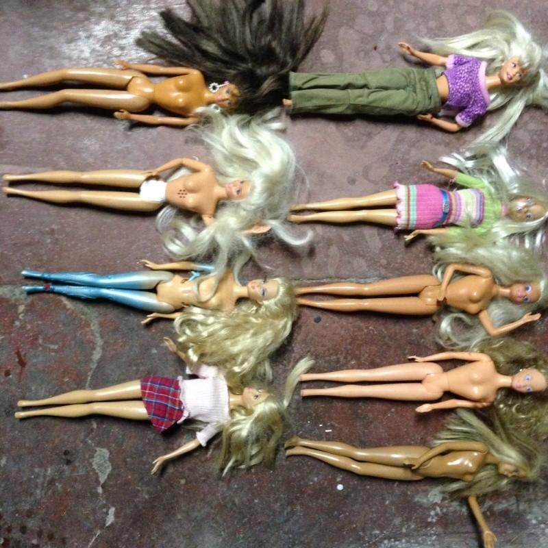 barbie - Lotto Barbie e accessori vari Image36