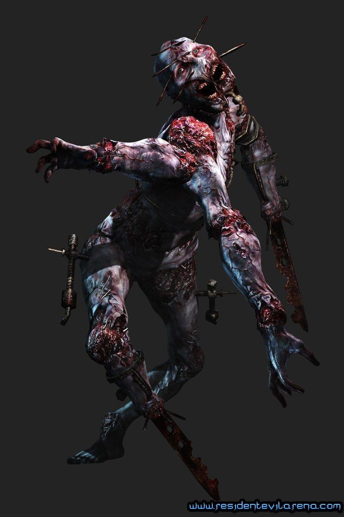 Новые скриншоты и рендеры Resident Evil: Revelations 2 1110