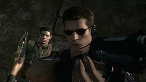 Свежие скриншоты Resident Evil HD Remaster 11110