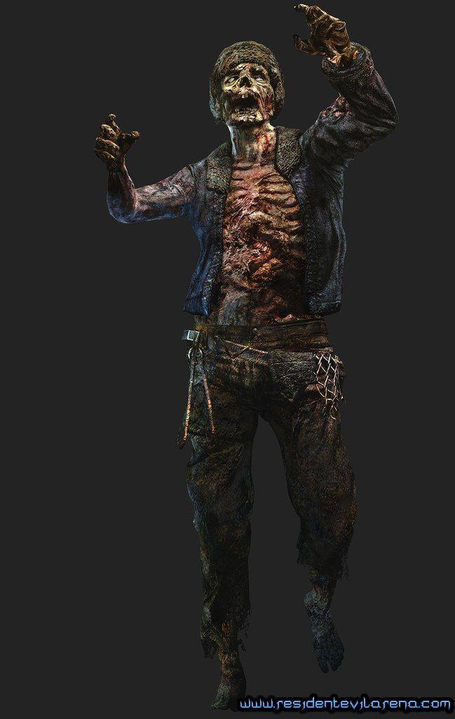 Новые скриншоты и рендеры Resident Evil: Revelations 2 1210