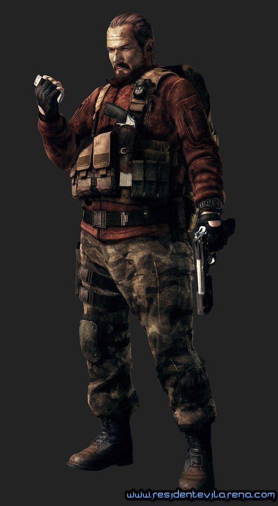 Новые скриншоты и рендеры Resident Evil: Revelations 2 1310