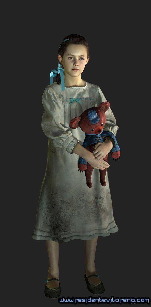 Новые скриншоты и рендеры Resident Evil: Revelations 2 1410