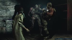 Новые скриншоты и рендеры Resident Evil: Revelations 2 7110