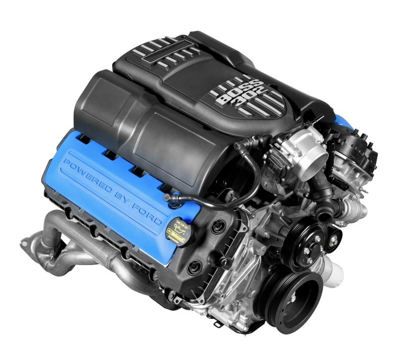 Détails du moteur Boss 302 (2013 Boss 302 de Revell) 12boss12