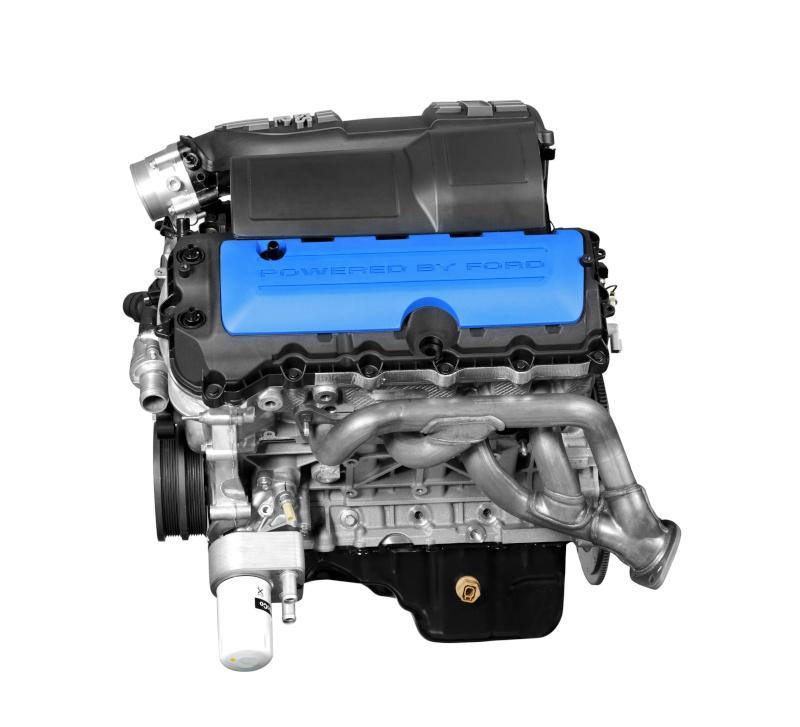 Détails du moteur Boss 302 (2013 Boss 302 de Revell) 12boss14