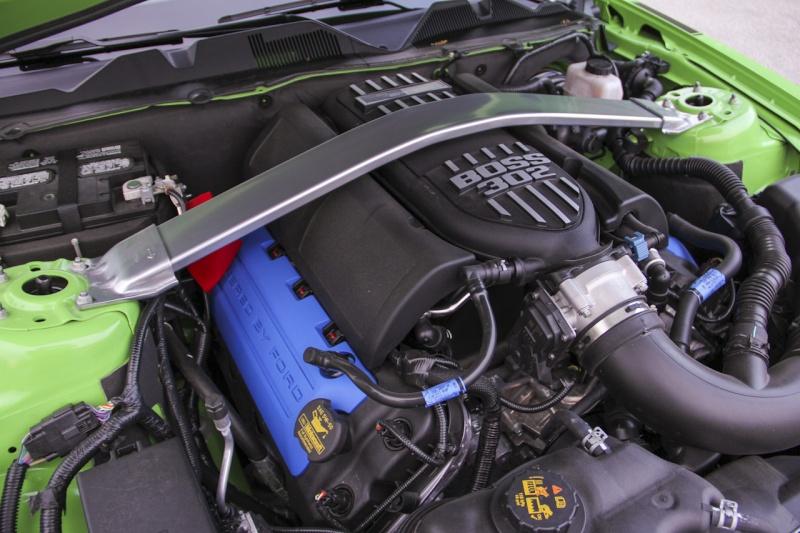 Détails du moteur Boss 302 (2013 Boss 302 de Revell) 2013-f10
