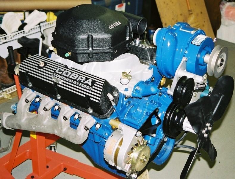 Référence pour '67 Shelby GT-350 289_hi10