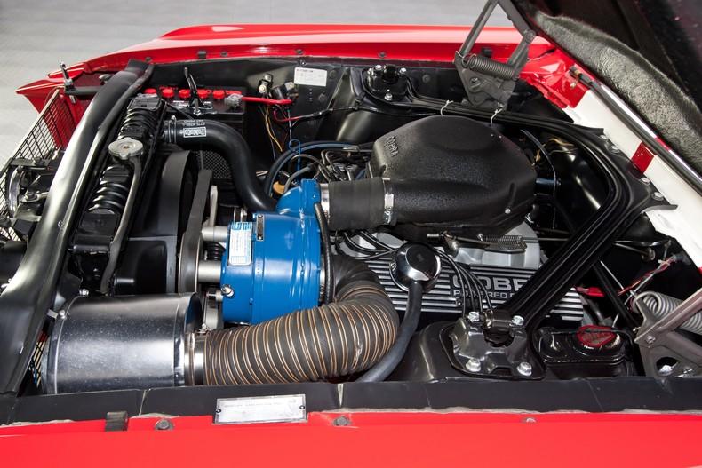 Référence pour '67 Shelby GT-350 Engine10