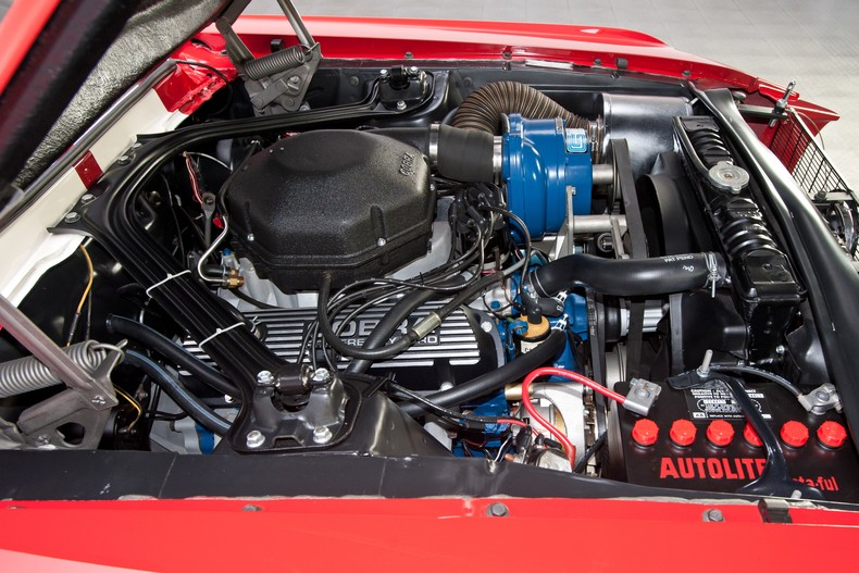 Référence pour '67 Shelby GT-350 Engine14