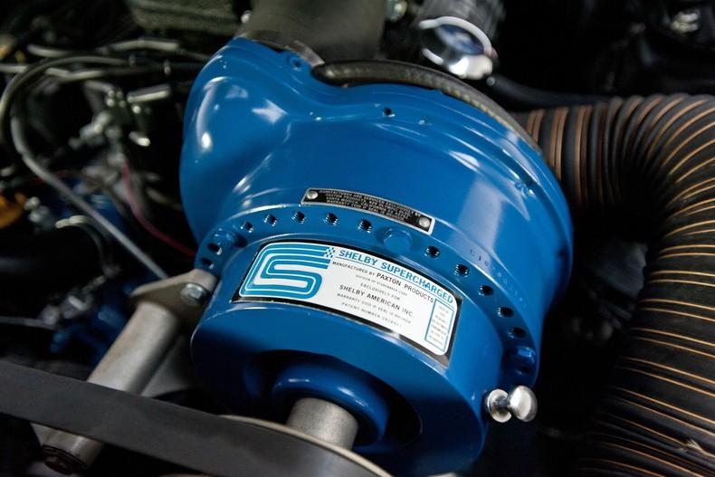 Référence pour '67 Shelby GT-350 Paxton10