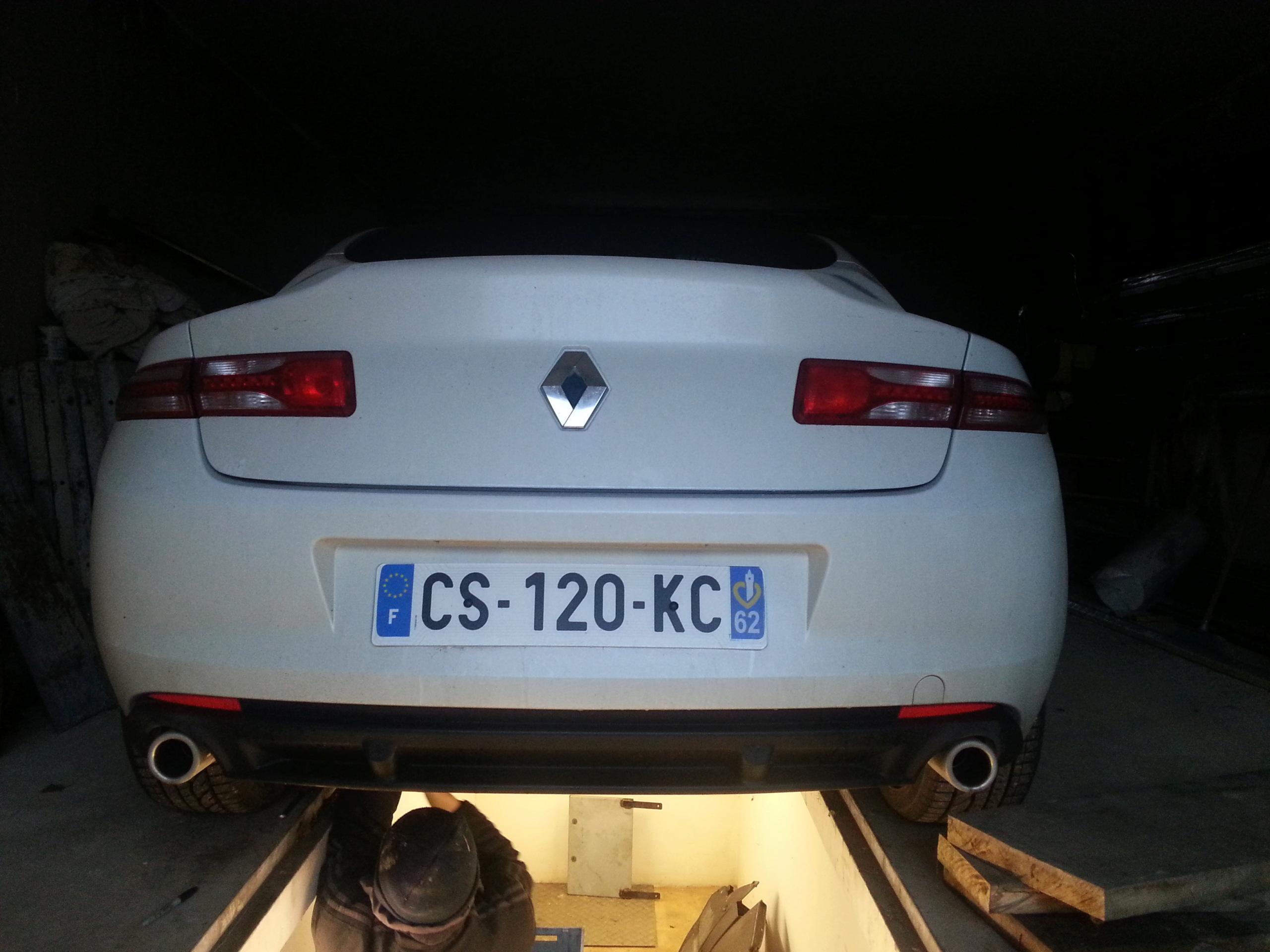 [Cédric68] Laguna III coupé GT 4Control 2,0 dCi 180  - Page 10 20131212