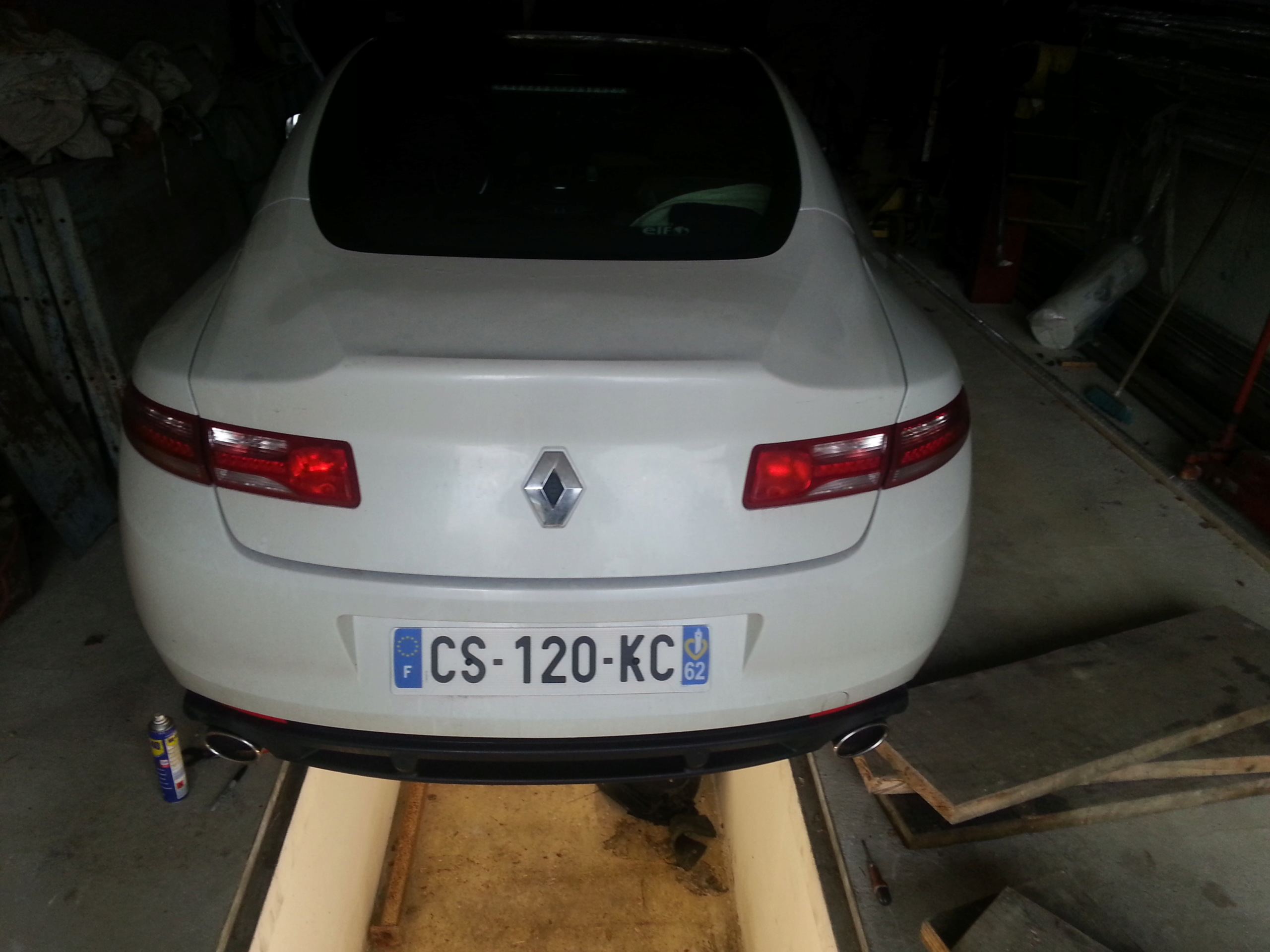 [Cédric68] Laguna III coupé GT 4Control 2,0 dCi 180  - Page 10 20131214
