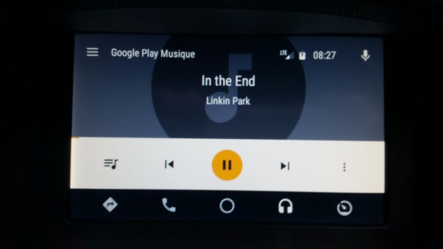[Tuto] Installer Android Auto sur R-LINK 1 20181011