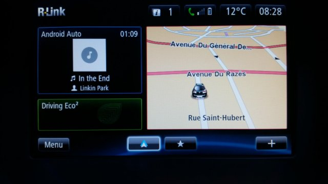[Tuto] Installer Android Auto sur R-LINK 1 20181016