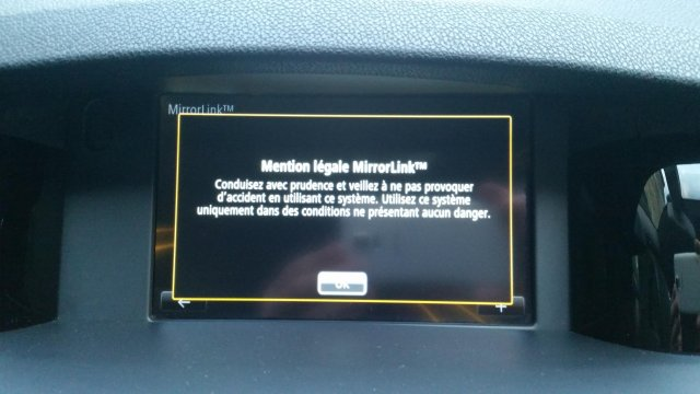 [Tuto] Installer Android Auto sur R-LINK 1 20181019
