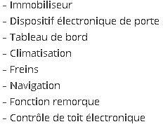 [Tuto] Présentation interface MAXIECU C0311