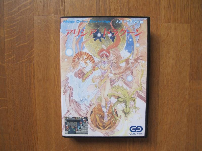 Les Incontournables de la Mega Drive Alisia10