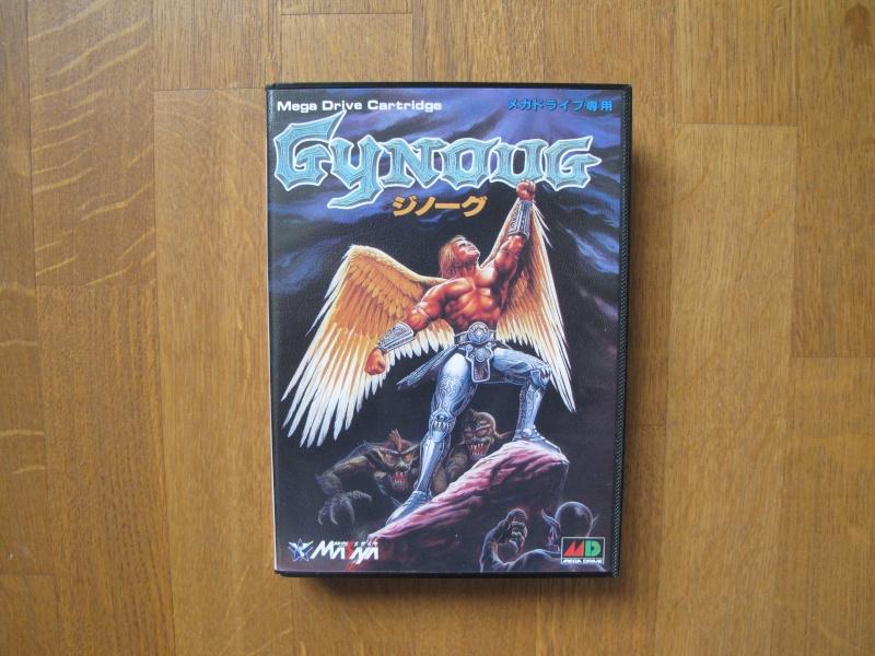 Les Incontournables de la Mega Drive Gynoug10