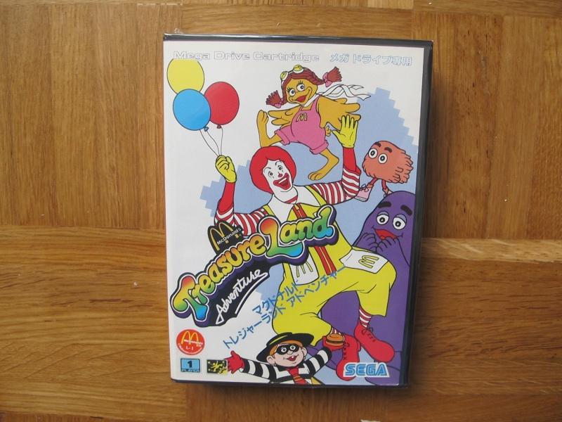 Les Incontournables de la Mega Drive Mcdona10