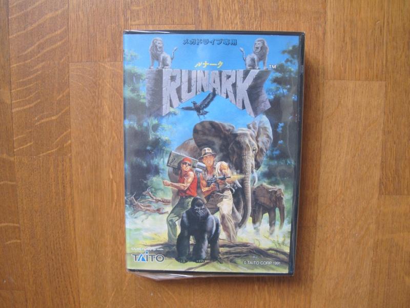 Les Incontournables de la Mega Drive Runark10