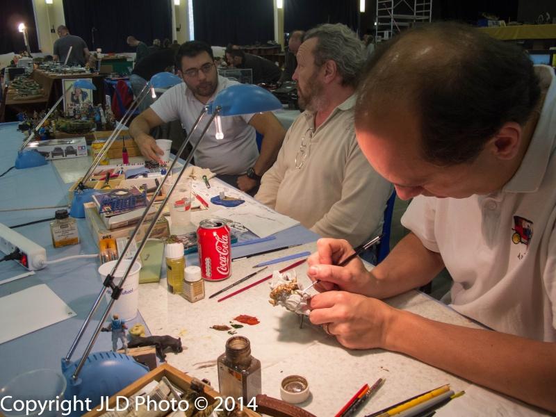 Salon de la maquette - Maquettes Plastiques Club de Meaux (77) - 15 et 16 novembre 2014 Salon_32