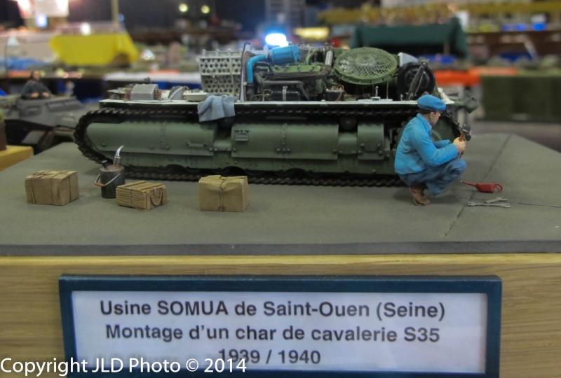 Salon de la maquette - Maquettes Plastiques Club de Meaux (77) - 15 et 16 novembre 2014 Salon_48