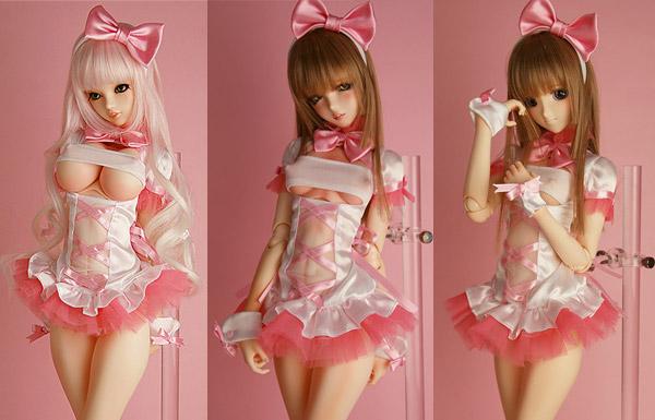 Angel Philia, Pink Drops, VMF50, Dollcore Angel-10