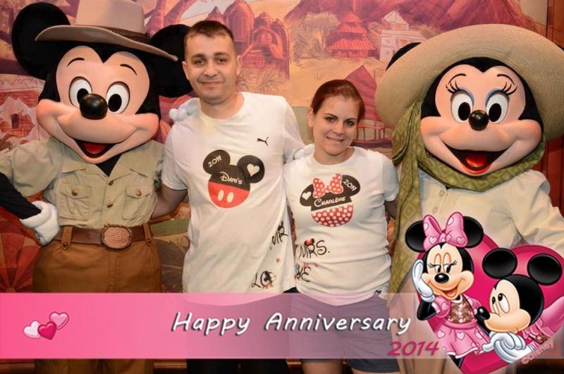 On fête nos 4ans de mariage a WDW puis Disney cruise line - Page 2 Minnie10