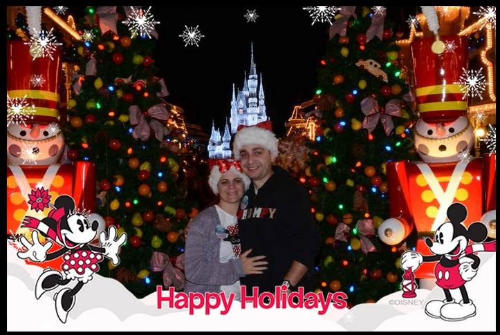 On fête nos 4ans de mariage a WDW puis Disney cruise line - Page 2 Noel11