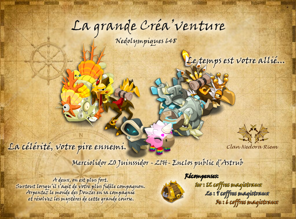 [Nedolympiques 648 - 20/06/648] La grande Créa'venture Creave10