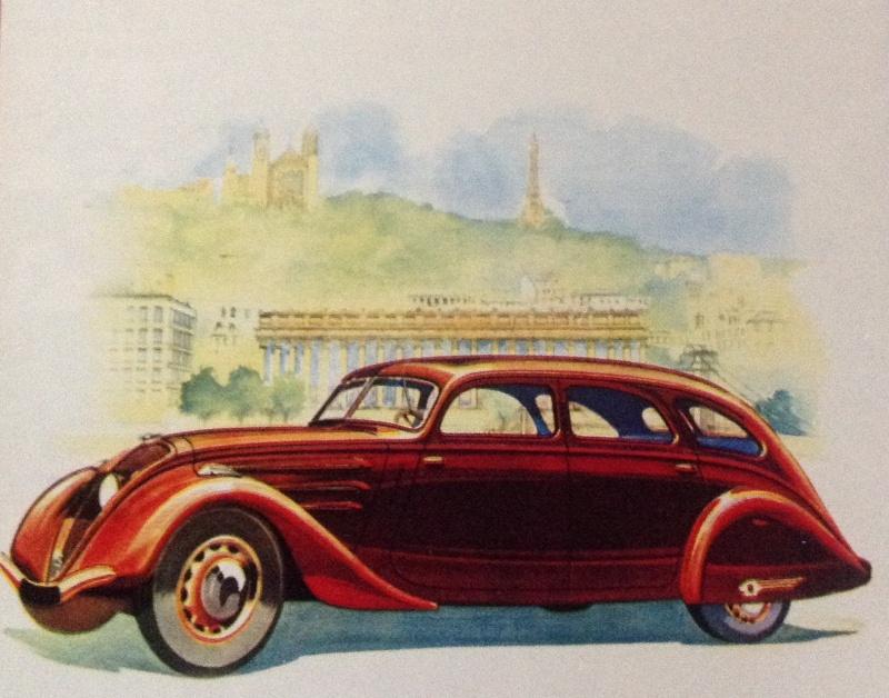 PUB Peugeot  d'époque 12943310