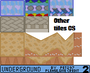 Super Mario 3D world tiles! by Pet297 (world 1 tiles completed) 3d_wor15