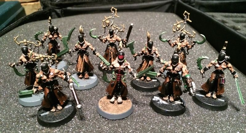 Coven units - Grotesques and Wracks! Lukash18