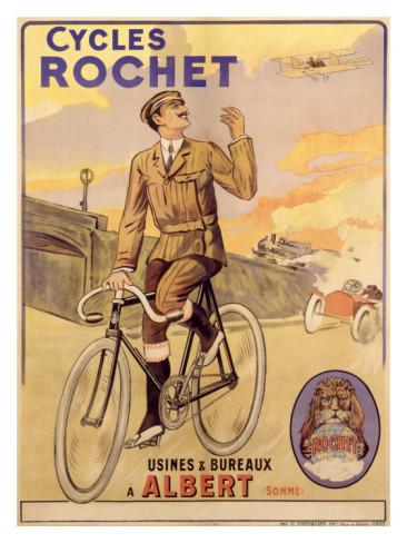 ROCHET homme début 1950 3 v  Rochet10
