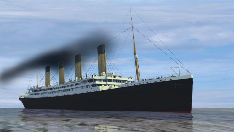 Titanic sous Blender - 21PhilC1 - Page 3 0210