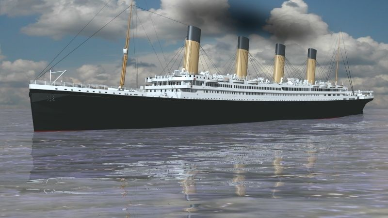 Titanic sous Blender - 21PhilC1 - Page 3 0310