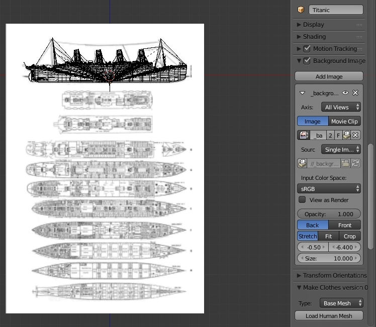 Titanic sous Blender - 21PhilC1 - Page 3 Plan10