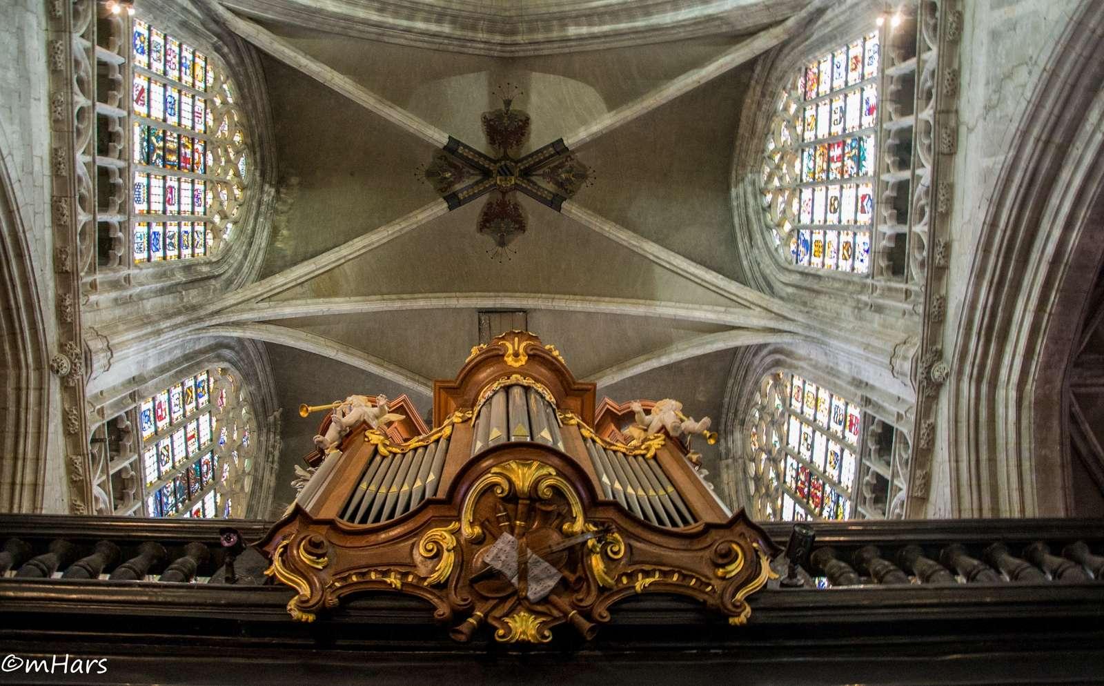 Eglise ND du Sablon - BXL 2014-135