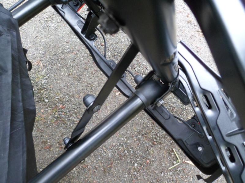 Ouverture des portes sur Master-Van avec porte vélo sur attelage Sam_7513